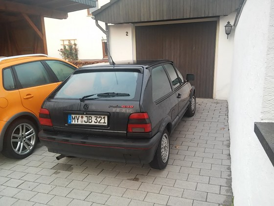 Polo 3 G40 wurde Wiedergeboren und fährt nun in Bergheim